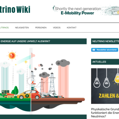 Neutrino Wiki